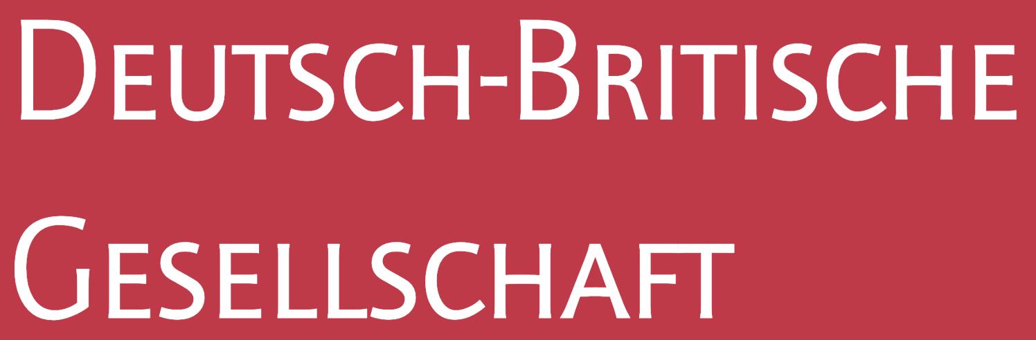 Deutsch-Britische Gesellschaft Logo
