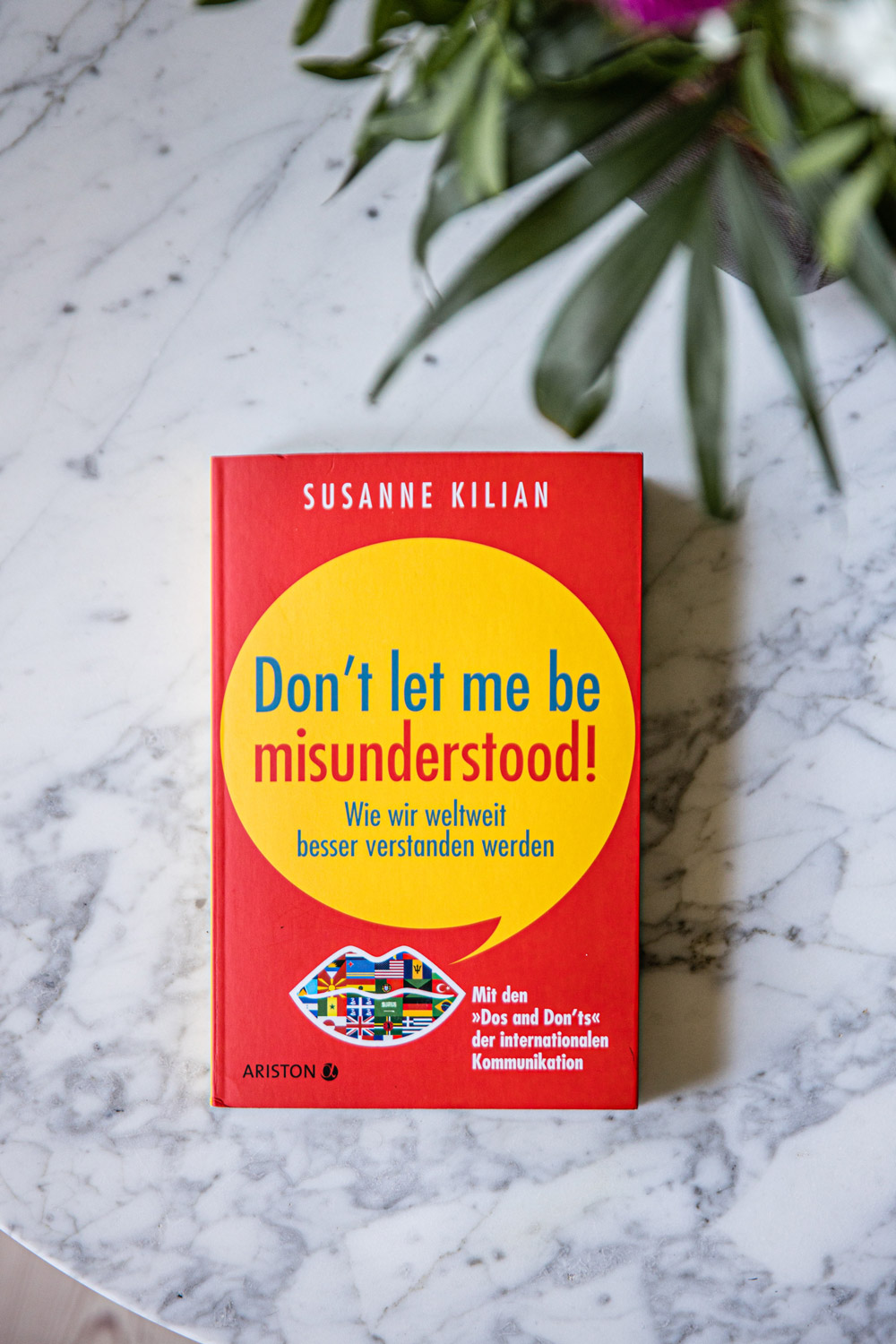 "Product Shot ""Don't let me be misunderstood"" Book"