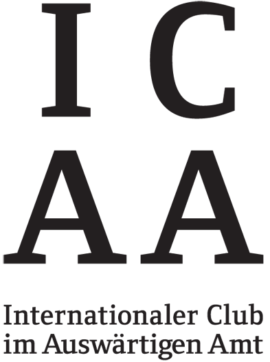 Internationaler Club im Auswärtigen Amt Logo