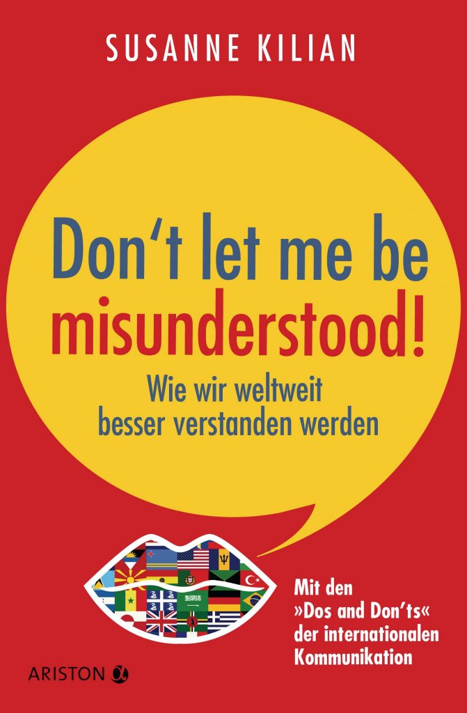 Susanne Kilian Don't Let Me Be Misunderstood Book