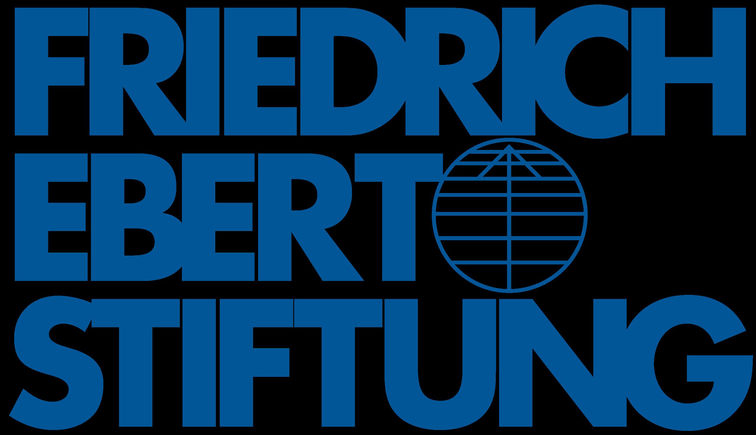 Friedrich Ebert Stiftung Logo
