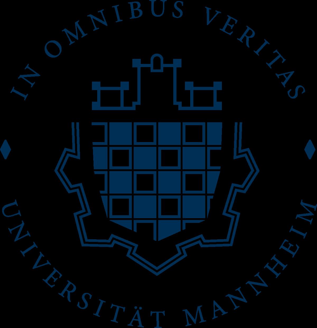 Universität Mannheim Siegel