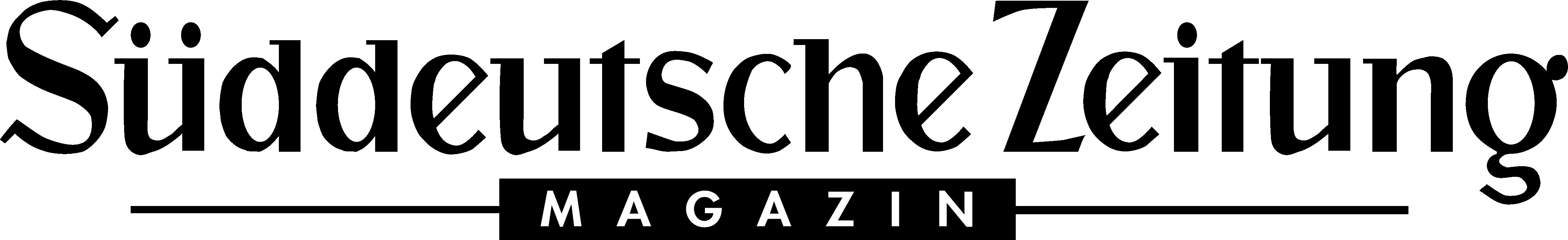 Süddeutsche Zeitung Magazin Logo