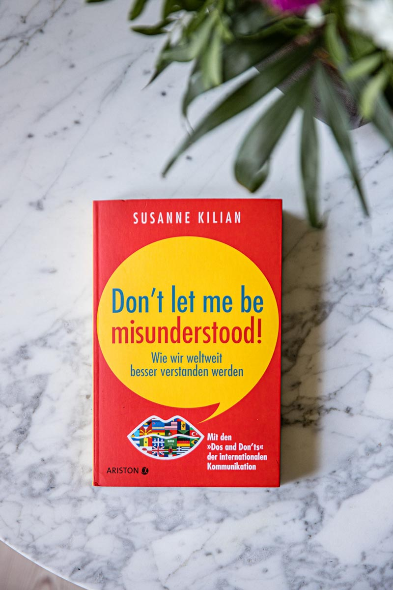 "Product Shot ""Don't let me be misunderstood"" Book"